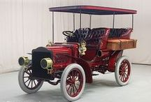 Wheel Wonders To 1919 / Cars made before 1920