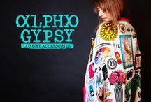 Alpha Gypsy 2014/2015 LookBook / Alpha Gypsy upcoming new collection. www.alphagypsy.com