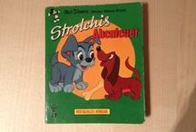 Pixies from the 60s and the 70s AND MORE / Pixie Bücher aus vergangenen Tagen....