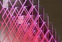 Light installations / by MOOD Lighting Design