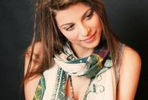 Alpha Gypsy 2015 scarves collection