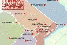 Towns of the Countryside / #phillytowns