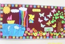 COCUKLARLA SANAT EL IŞI(crafts and arts for kids)