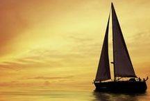 Ship, sailboat, boat