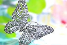 Fragile butterflies / tenderness and fashion