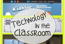 Tech in the Classroom / Technology appropriate for the classroom.