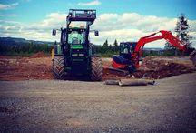Vi bygger funkishus/housebuilding 2015 / Husbygging 2015