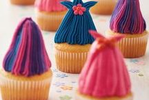 Cupcakes / Cupcakes! Ideas to decorate the perfect cupcake. Cookie Monster, Trolls and more!