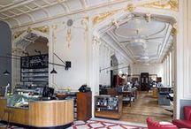 Supersense Vienna: Bar and Shop Interior