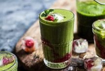 Smoothy Smoothies / Trink dich fit