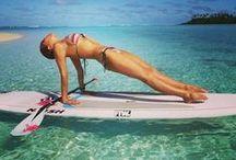 Natur Pur / Schnappt euch euer Surfbrett, Paddle-Board, Skateboard, Fahrrad, Wanderschuhe oder was ihr sonst so braucht - und ab nach draußen an die frische Luft!