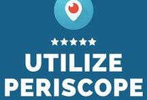Periscope Tips & Tricks / Are you new to Periscope? Looking for some tips and tricks to help you get started?  You'll find them here :)