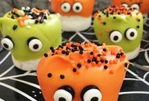 Fall Goodies / Fall treats and goodies. Halloween, thanksgiving and other fall themed goodies.
