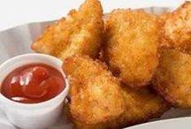 Nugget / Aneka kreasi makanan nugget yang menggugah selara makan kita bisa anda baca disini.