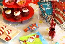 Celebrate Dr.Seuss / Dr. Seuss party ideas and other Dr. Seuss related activities and ideas.