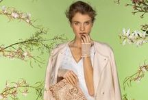 Romantic Revival | Spring-Summer 2016 / Soft, dreamy pastel colors and glittering glitters and rhinestones set the tone for a new romantic movement.