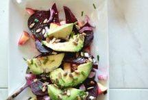 Sommer, Sonne, Salat / Sommerzeit = Salatzeit