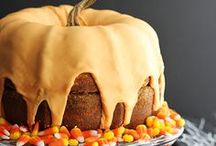 Fall/Pumpkins/Thanksgiving / Decor • Centerpiece Ideas • Tablescapes • Linens • Thanksgiving Food and Drink Recipes
