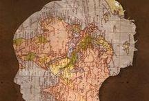 Art: Using Maps/Globes