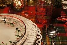 Christmas Décor/Tables/Food / All things relating to the Christmas Season are pinned here, except trees, ornaments, and wreaths (those are on my board Christmas Trees/Ornaments/Wreaths): Décor • Centerpiece Ideas • Tablescapes • Linens • Gift Wrapping • Christmas Mantles • DIY Holiday Gifts • Christmas Food and Drink Recipes