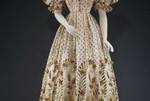 """Vintage Fashion: 1800-1820s / For replica outfits made to look like period clothing shown here please visit my Board """"Fashion: Film/Stage/TV/Etc."""""""