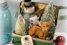 Art: Christmas Craftiness