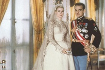 Royal Weddings: Then & Now  / I love seeing Royal Wedding photographs with all the pomp and circumstances surrounding them ... but, most of all, I like seeing the gowns, jewelry, historical tiaras worn by the brides, plus those fabulous wedding cakes.