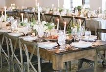 Tablescapes + Place Settings
