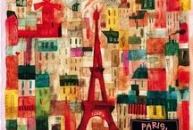 paris / by Ellen O'Neil