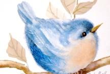 birds / by Becky Crossett