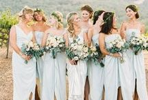 Bridesmaid Fashion / by Ever Thine Event Planning + Design