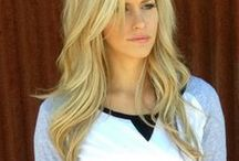Hair Styles and Tips / ~ Images and tutorials on this Pin-board are Owned and Copyrighted by their Respective Owners ~