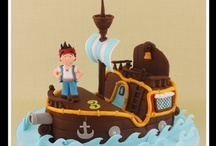 Cupcakes/Cakes - Inspirations/Idea's / by Jill Eshenbaugh