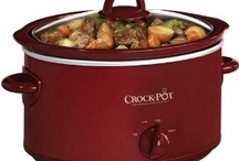 Food: Crock Pot / One Dish / by Barb Smith