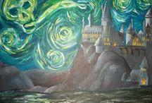 High on Potter!! / by Izchel Hernandez