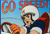 Speed Racer / Speed Racer and similar style cars / by Paul Kotajarvi