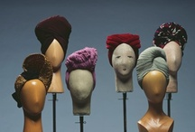 Head on / Hats for inspiration!