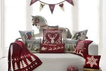 Christmas ❤️ / Designer #Christmas decor ideas, room settings and products.