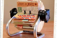 Art: Rolodex / Mail Art / ATCs / by Barb Smith