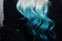 hair ideas / by Autumn Hobbs