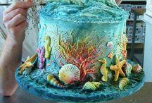 Decorative Dessert