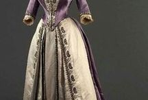 """Vintage Fashion: 1870-1880s / For replica outfits made to look like original period clothing shown here please visit my Board """"Fashion: Film/Stage/TV/Etc."""""""