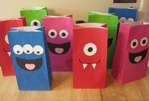 Preschool / Ideas for my sweet, three-year old, babies! / by Anna Bass