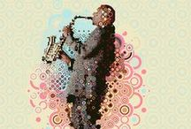 Music related pins / by Charis Tsevis