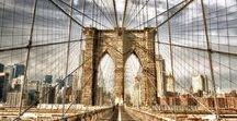 New York / Ga jij op stedentrip naar New York? Ontdek unieke tips en inspiratie in deze city guide!