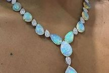 Jewelry: Opal Obsession / OPAL: My daughter Kymberly's birthstone.