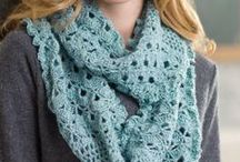 Crochet Scarves / by Autumn Hobbs