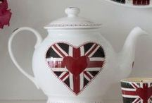 Time For Tea ❤️ / What can be more British than a good old cup of tea!