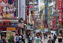 Tokio / Ga jij op stedentrip naar Tokio? Ontdek unieke tips en inspiratie in deze city guide!