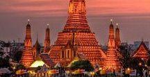 Bangkok / Ga jij op stedentrip naar Bangkok? Ontdek unieke tips en inspiratie in deze city guide!